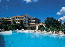 Hotel Bello Caribe Havana pool