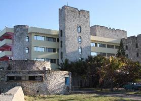 Hotel Chateau Miramar Havana front