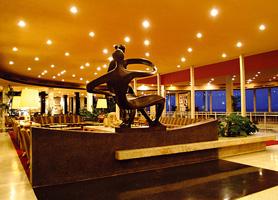 Hotel Habana Riviera lobby