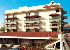 Hotel Havana Copacabana Front