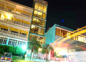 Hotel Kholy Havana front