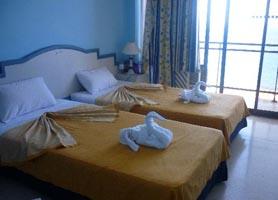 Hotel Neptuno Triton Havana rooms