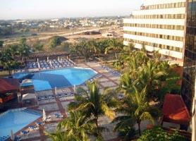 Hotel Occidental Miramar pools