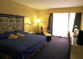 Hotel Occidental Miramar rooms