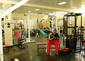 Hotel el bosque havana gym