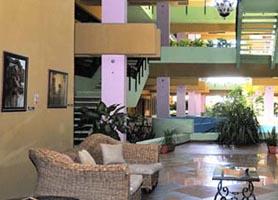 Occidental Montehabana Reception area
