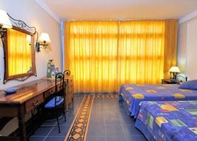 Occidental Montehabana rooms