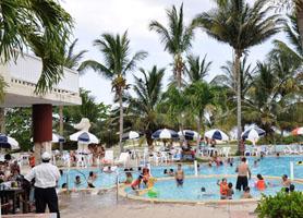 Villa Armonia Tarara Havana pool