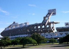 villa panamericana Havana stadium