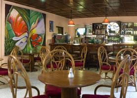 Hotel Mariposa Havana bar