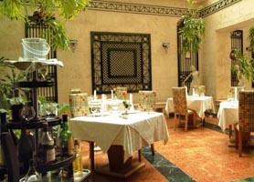 Hotel Occidental Miramar restaurants