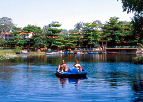 Hotel las yagrumas Havana lake